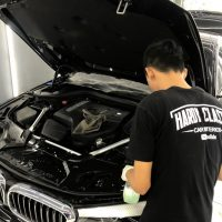 Engine Cleaning - hardy classic auto detailing
